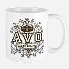 Property Of Avo Mug