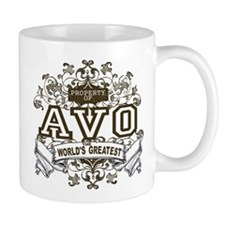 Property Of Avo Mug