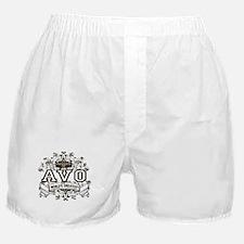 Property Of Avo Boxer Shorts