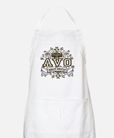 Property Of Avo BBQ Apron