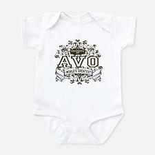 Property Of Avo Infant Bodysuit