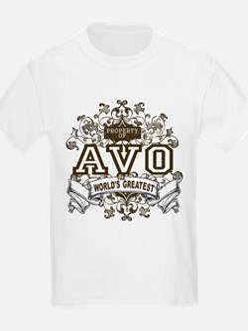 Property Of Avo T-Shirt