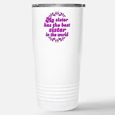Best Sister Travel Mug