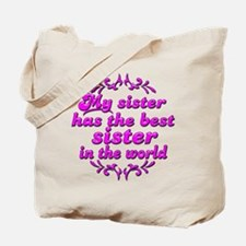 Best Sister Tote Bag