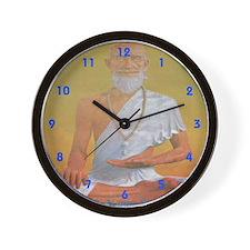 Om Namo Shivago Wall Clock