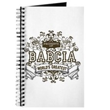 Property Of Babcia Journal