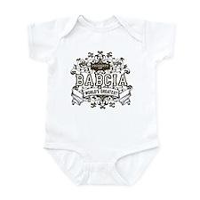 Property Of Babcia Infant Bodysuit