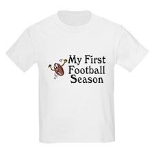 My First Football Season T-Shirt