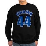 OBAMA 44 44th President Sweatshirt (dark)