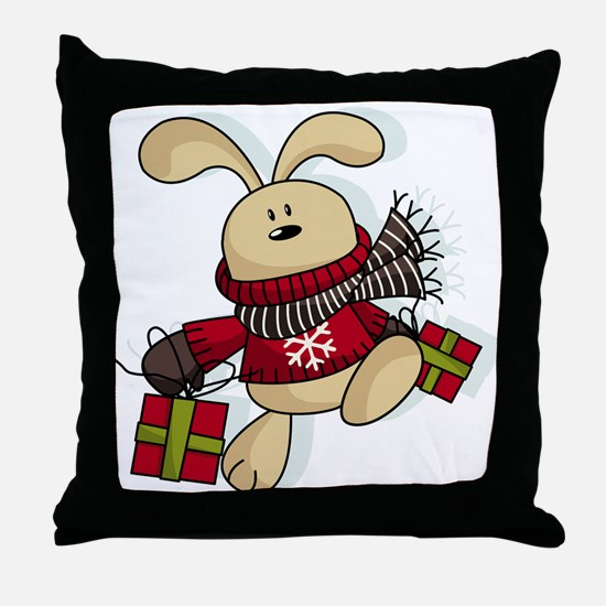 Let it Snow! Throw Pillow