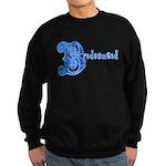 Celtic Blue Bridesmaid Sweatshirt (dark)