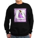 Lilac Bridesmaid Sweatshirt (dark)