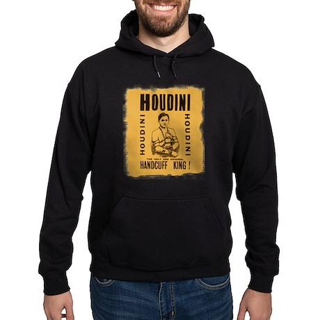 Houdini Handcuff King Hoodie (dark)