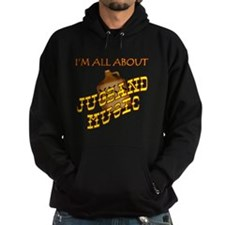 I'm All About Jugband Music Hoody