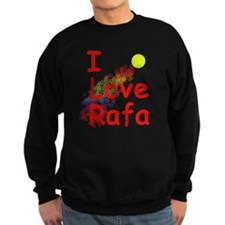 I Love Rafa Sweatshirt