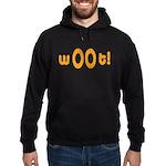 wOOt! WOOT! woot! Hoodie (dark)
