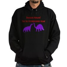 Overbreeding Dinosaurs Hoody