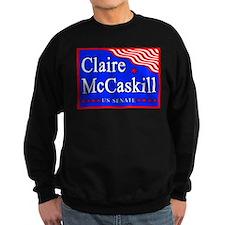 Cute Claire mccaskill Sweatshirt