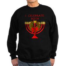 Christmas AND Hanukkah Jumper Sweater