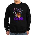 Crone Sweatshirt (dark)