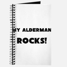 MY Alderman ROCKS! Journal