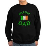 Father's Day Irish Dad Sweatshirt (dark)
