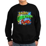 World's Greatest Dad Sweatshirt (dark)
