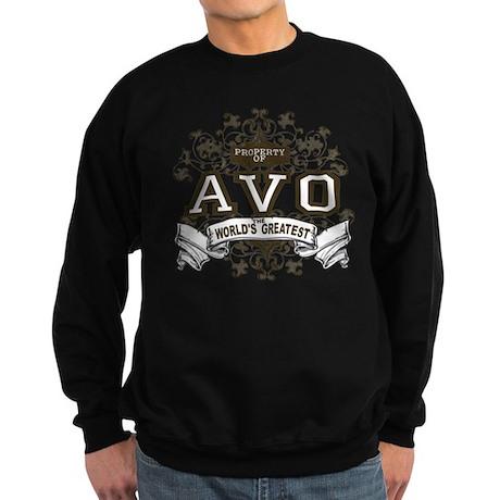 Property Of Avo Sweatshirt (dark)