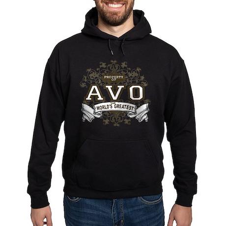 Property Of Avo Hoodie (dark)