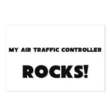 MY Air Traffic Controller ROCKS! Postcards (Packag