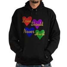 End Domestic Violence Hoodie