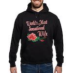 Sensational Wife Hoodie (dark)