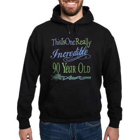 Incredible 90th Hoodie (dark)