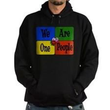 One World, One People Hoody