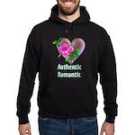 Authentic Romantic Hoodie (dark)