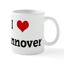 I Love Hannover Mug