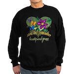 Beautiful Grandmother Sweatshirt (dark)