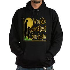 World's Breatest Son-in-law Hoodie