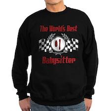 Racing Babysitter Sweatshirt