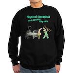Female Physical Therapist Sweatshirt (dark)