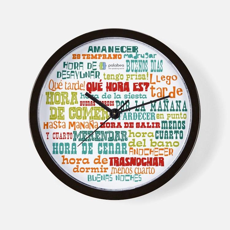 Cute Wallclock Wall Clock