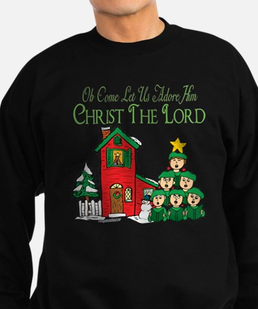 Christmas Carol Series Sweatshirt (dark)