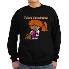 Future Veterinarian Sweatshirt (dark)