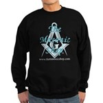 The Masonic Shop Logo Sweatshirt (dark)