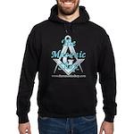 The Masonic Shop Logo Hoodie (dark)