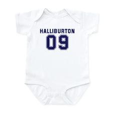 Halliburton 09 Infant Bodysuit
