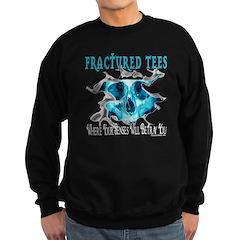 Fractured Tees Sweatshirt (dark)