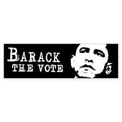 OBAMA: Yes We Can Bumper Bumper Sticker