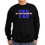 Tae Kwon Do Journey Sweatshirt (dark)