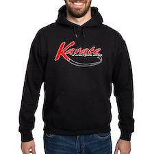 Karate Within Black Belt Hoodie